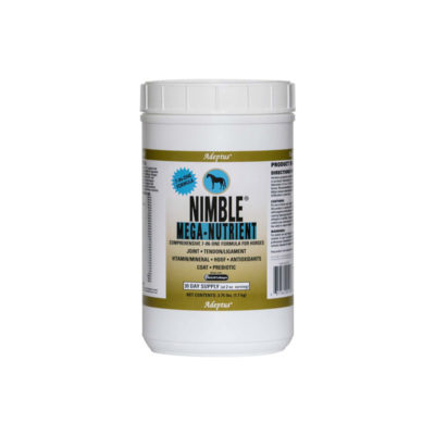 adeptus-nutrition-equine-nimble-mega-nutrient-3-75lb-30-day-supply